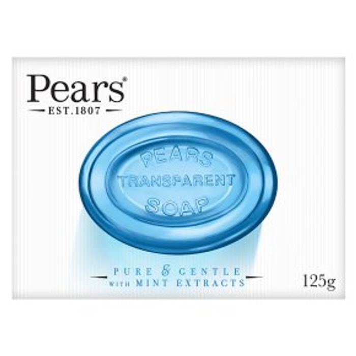 Pears Pure & Gentle125g