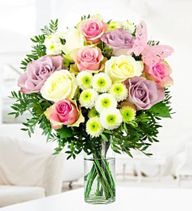 15% off All Flowers with Paypal