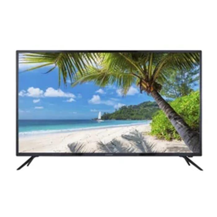 Linsar 65UHD520 65 Inch 4K Ultra HD LED TV Freeview HD Roku Smart Stick