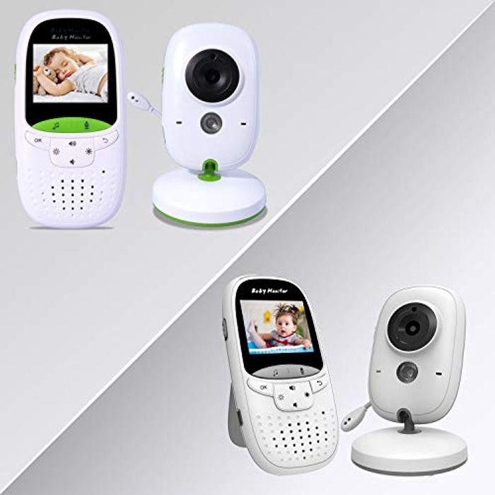 Baby Monitor Video with Camera Detection Half Price