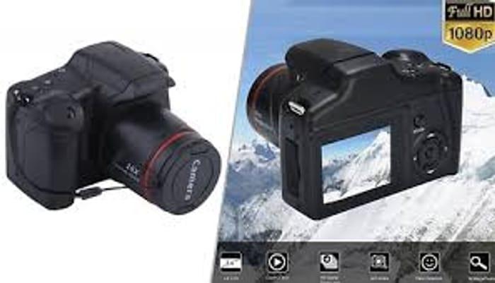 HD 16X Zoom 16MP Digital Camera