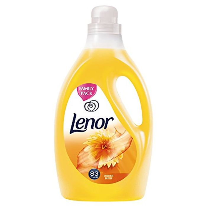 Lenor Fabric Conditioner Summer Breeze Scent