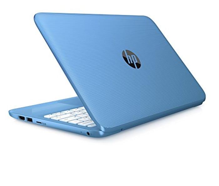 HP Stream 11-Y000na 11.6-Inch Laptop (Aqua Blue)