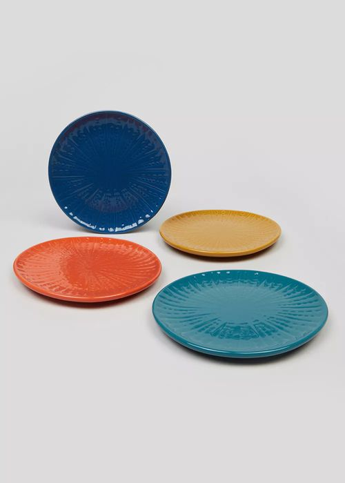 4 Pack of Side Plates - Save £2.5
