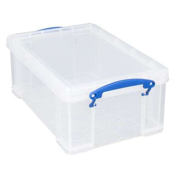 Really Useful 9L Plastic Storage Box