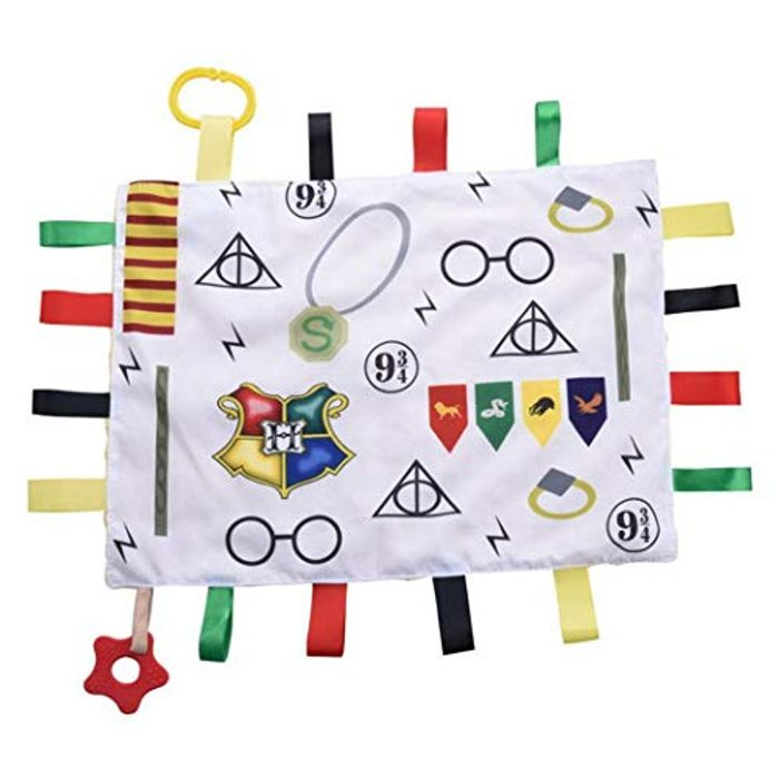 Cheap Harry Potter Taggy Comfort Blanket for Baby £4.88 with Discount Code