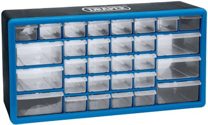 Amazon Deal of the Day- Draper 30-Part Organiser Cabinet