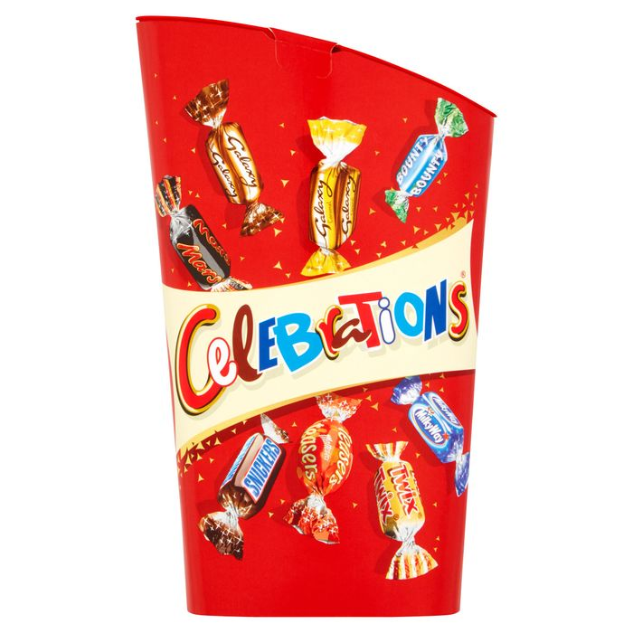 Celebrations Carton 240G save £1