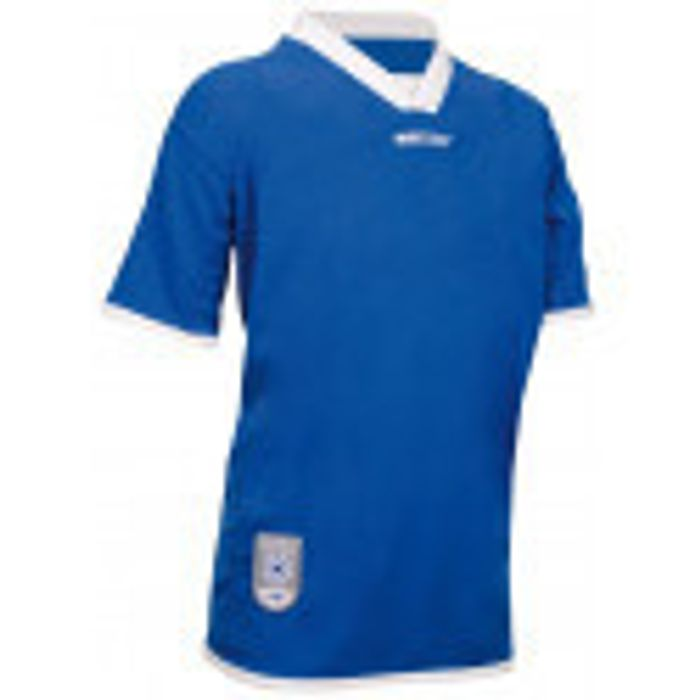 Avento Blue Short Sleeve Football Shirts Only £1 at CLEARANCE XL