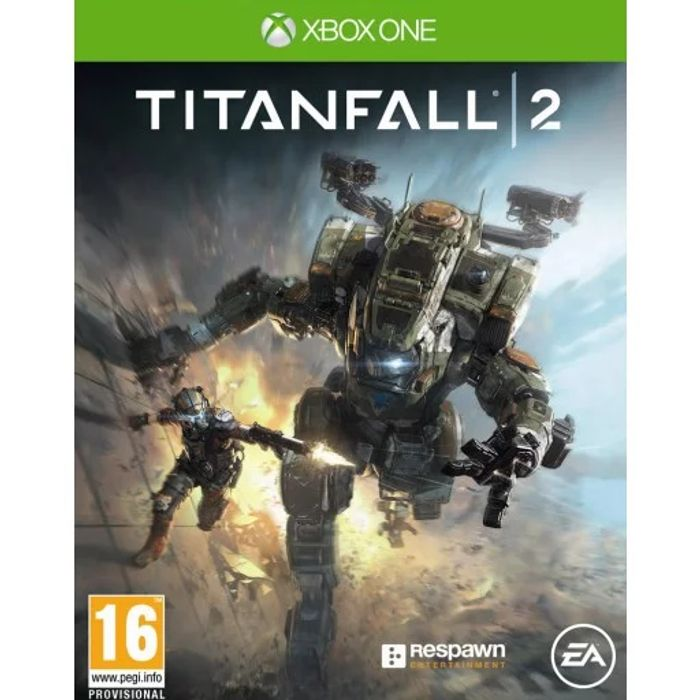 XBOX One TITANFALL 2 £2.80 Delivered at the Game Collection