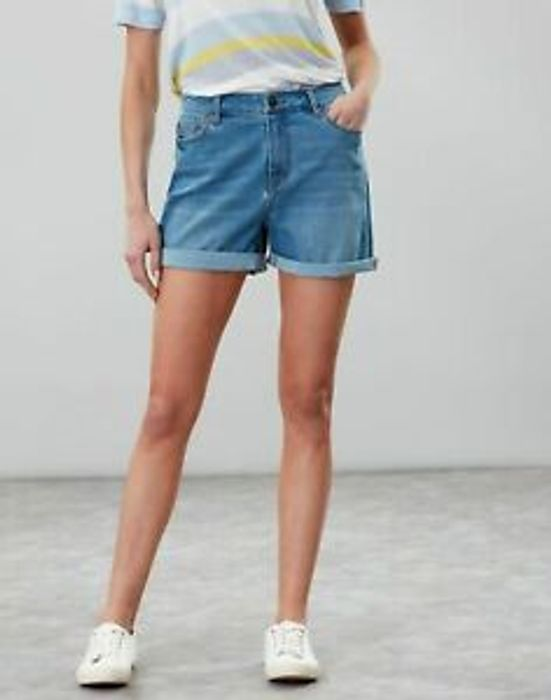 Joules Ladies Denim Shorts