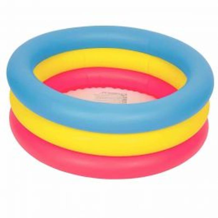 BARGAIN £1 Paddling Pool!
