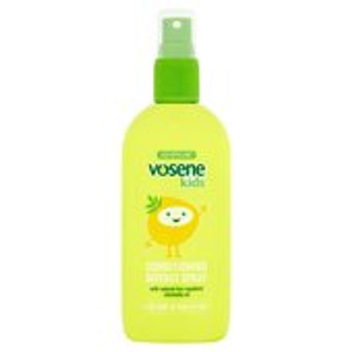 Vosene Kids Defence Spray 33%off at Morrisons £1