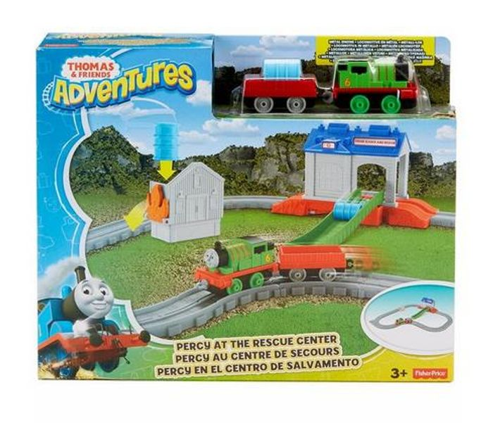 Thomas & FriendsThomas - Percy at the Rescue Centre
