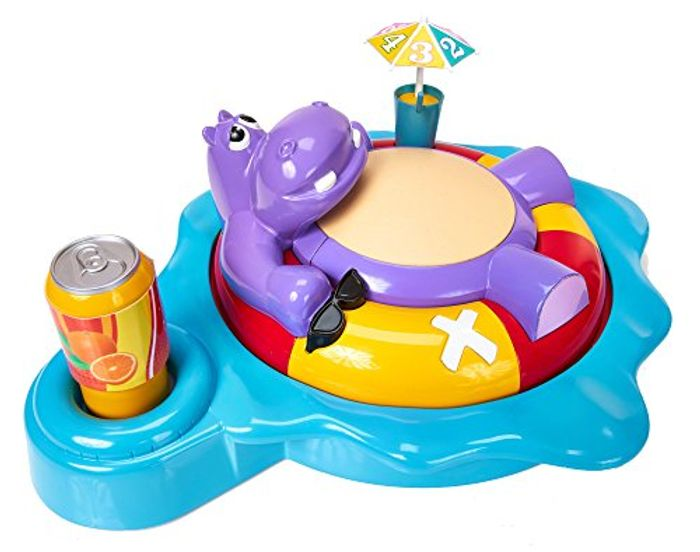 TOMY Fizzy Dizzy Hippo Game