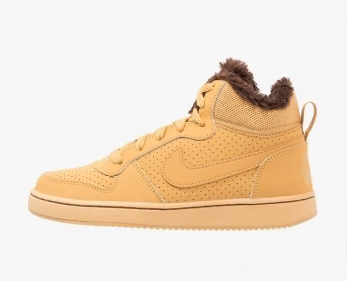 Nike COURT BOROUGH mid - High-Top Trainers Size 5, 5.5, 6