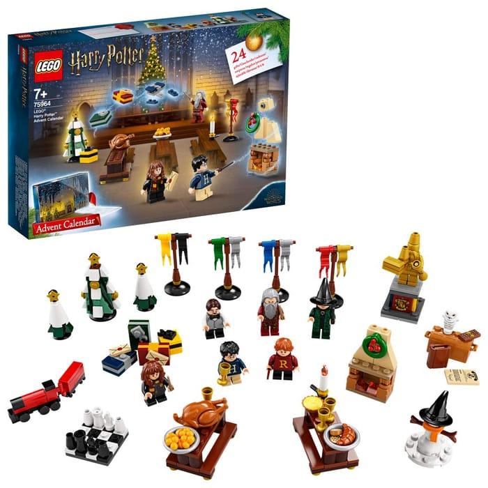 Where Can I Buy LEGO HARRY POTTER ADVENT CALENDAR 2019? (75964)
