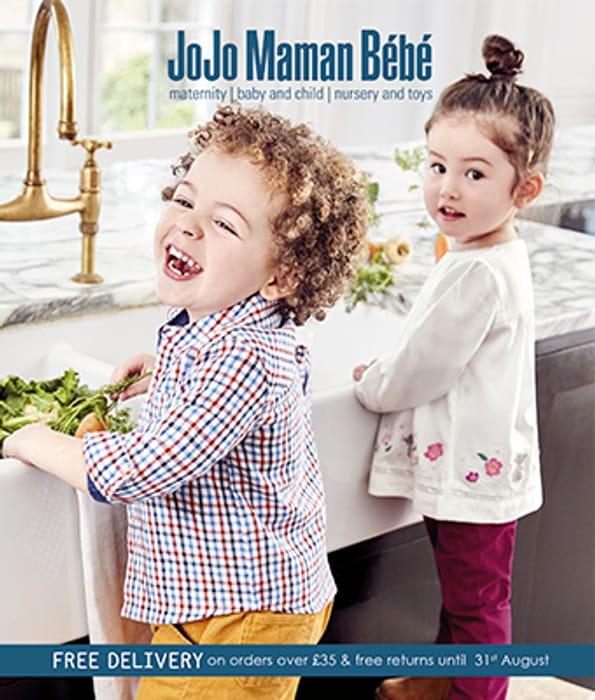 Free JoJo Maman Bebe Catalogue