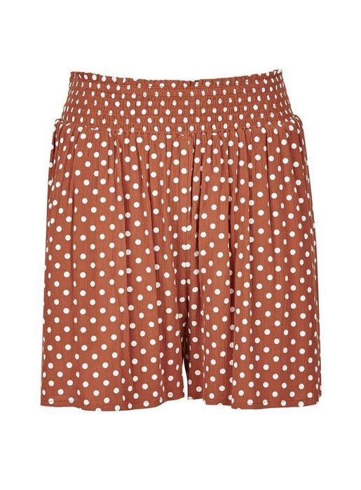 Ginger Spot Print Shorts