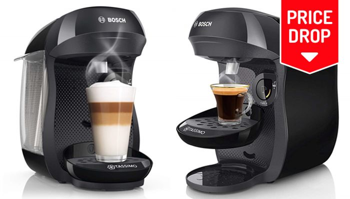 Tassimo by Bosch Coffee Machines - 2 Models