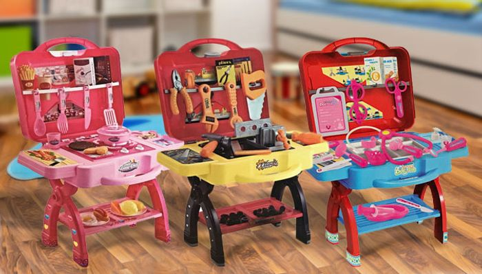 Kids' Home Play-Sets - 3 Designs