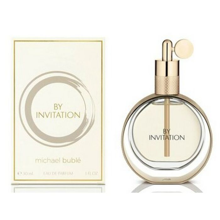 Michael Buble by Invitation EDP Spray 30ml