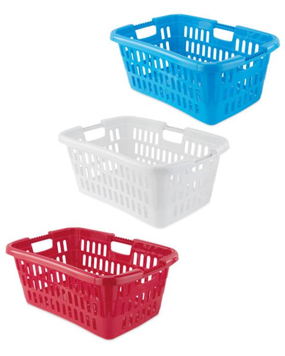 Easy Home Laundry Basket 40L
