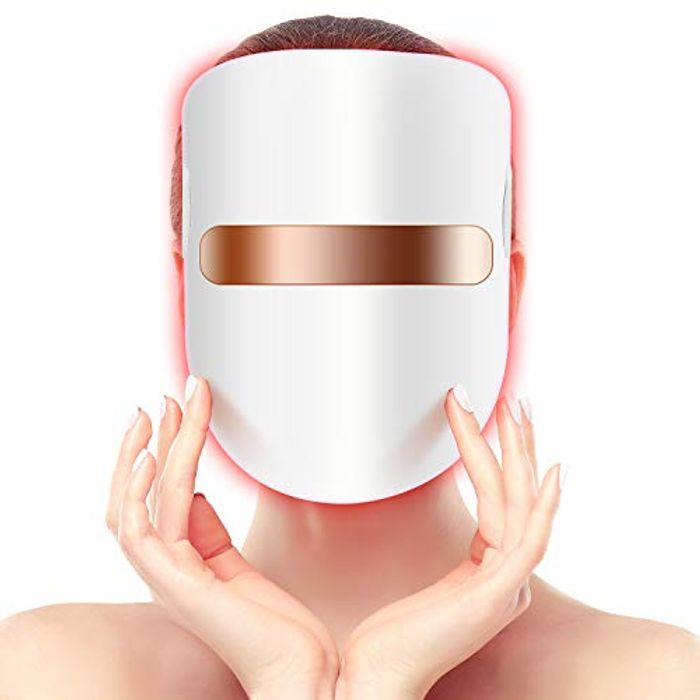 Lightning Deal 3 Hours Left Light Therapy Acne Treatment LED