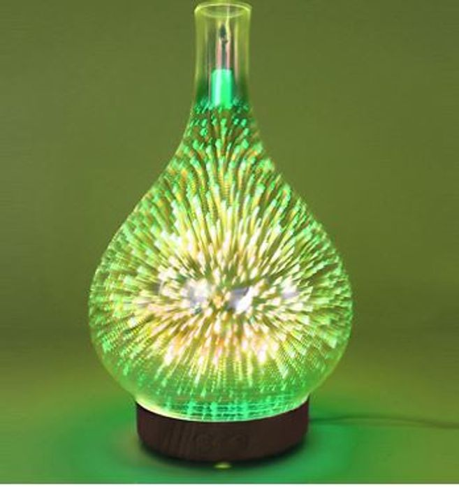 LED Aromatherapy Colour-Changing Diffuser & Humidifier