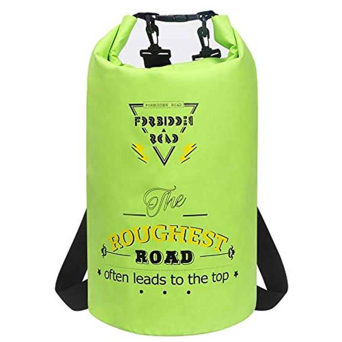 Forbidden Road Waterproof Dry Bag Waterproof Bag 10L FREE DELIVERY