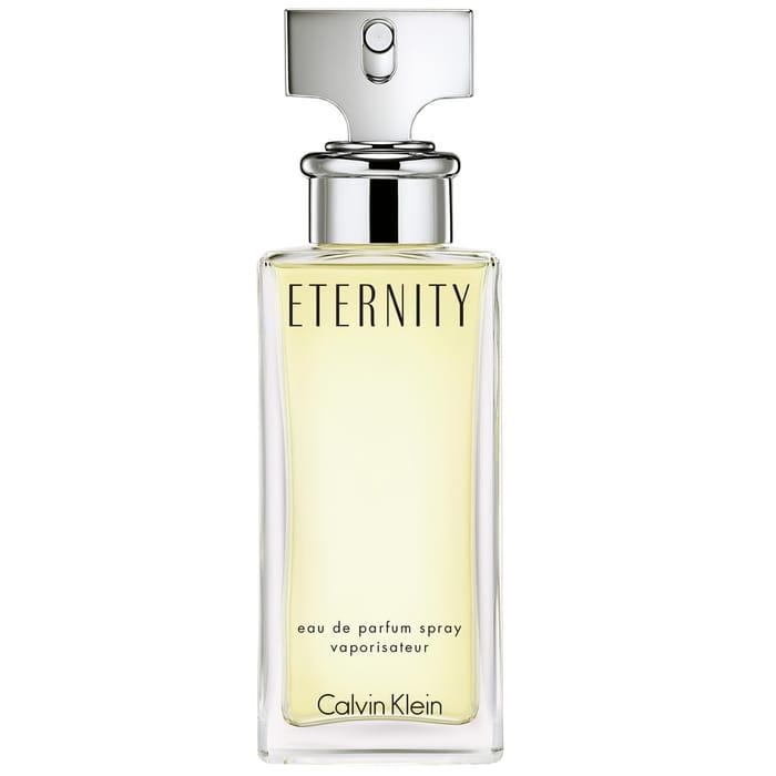 ALMOST 1/2 PRICE! Calvin Klein Eternity EDP Spray 100ml. FREE DELIVERY.