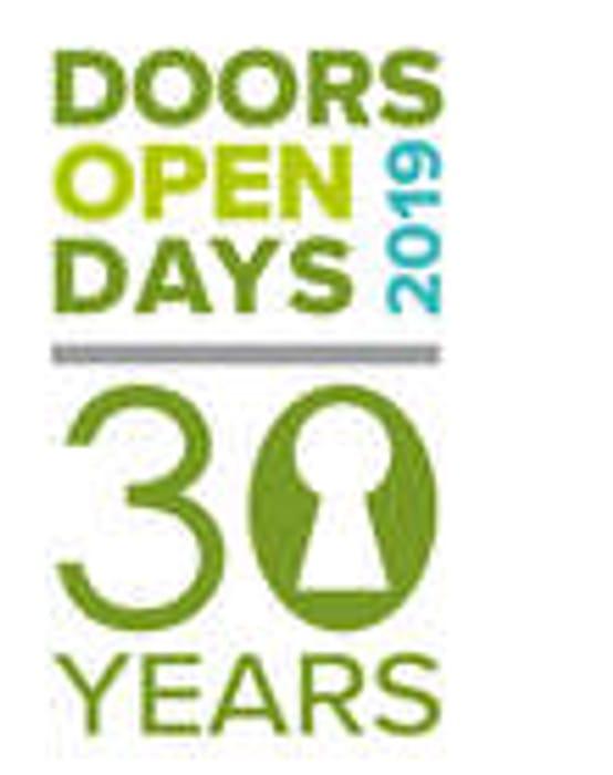 Glasgow Doors Open Days Festival 16th - 22nd September 2019
