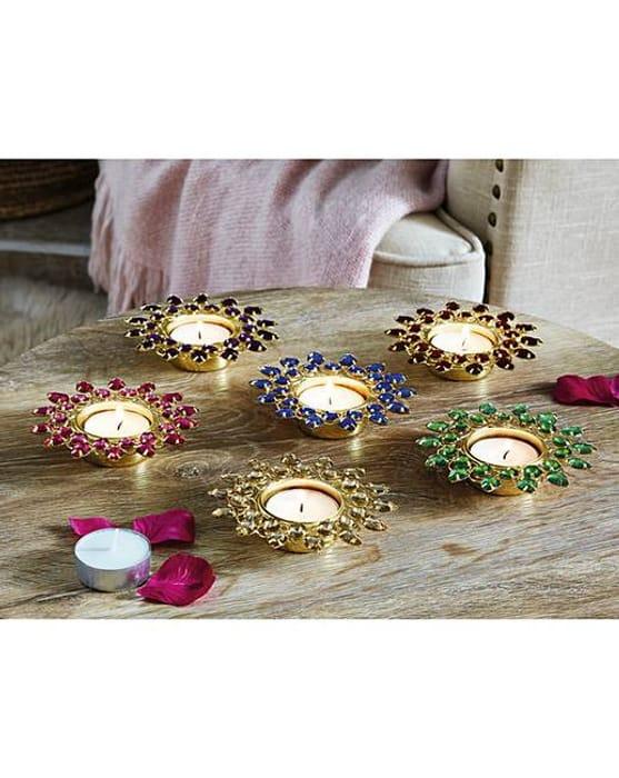 Jewel Tealight Holders