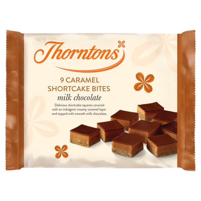 Better than Half Price! Thorntons Mini Caramel Shortcakes 9Pk