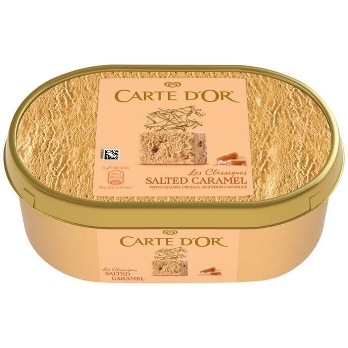Carte D'or Ice Cream - Half Price!