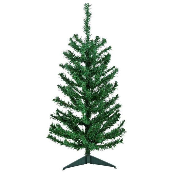 Argos Home 3ft Christmas Tree