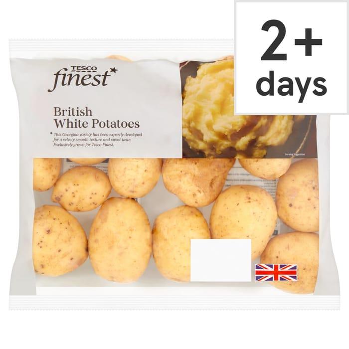 Tesco Finest All-Rounder Potatoes 1.75Kg - Half Price