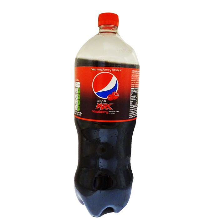 Cheap Pepsi Max Raspberry 1.5 Litre Only £1.29 at Fulton Foods