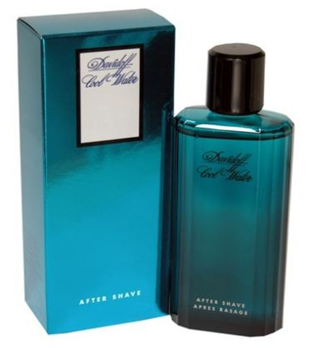 ALMOST 1/2 PRICE! Davidoff Coolwater Men's Aftershave 125ml