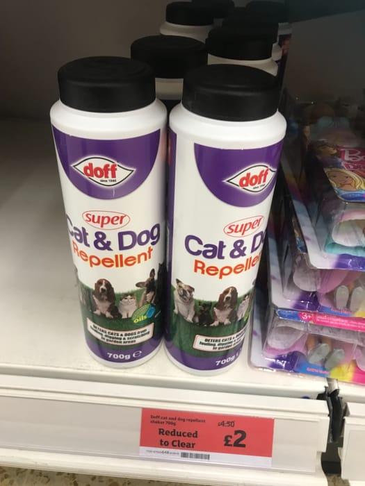 Dog & Cat Repellent 700g
