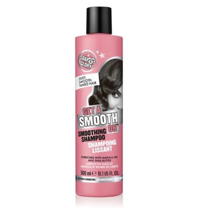 Soap & Glory Get a Smooth on Shampoo 300ml