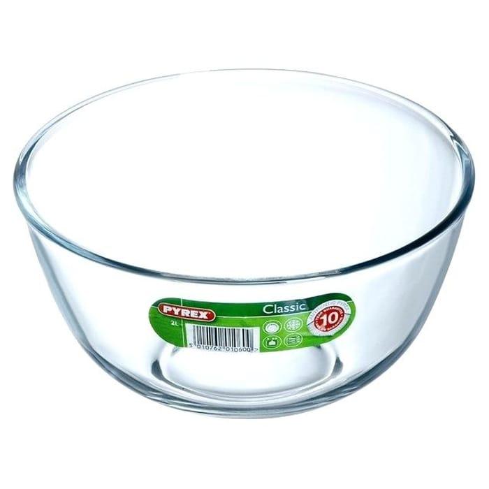 Better than Half Price! Pyrex Glass Bowl -1 Litre
