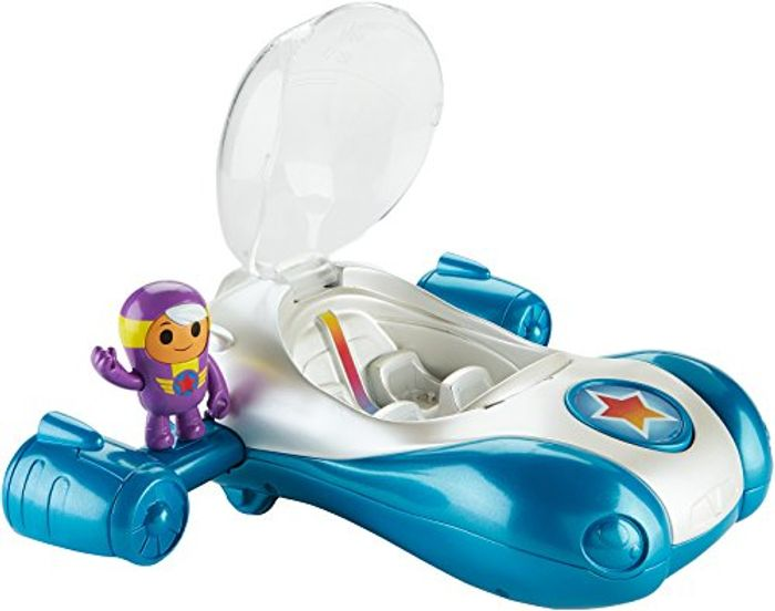Best Ever Price! Go Jetters Vroomster Set