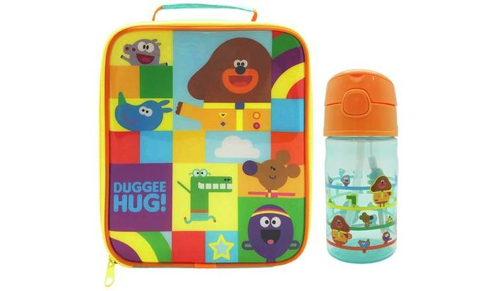 25% off Lunch Box Sets Inc Hey Duggee, LOL, Toy Story, Avengers & Spiderman