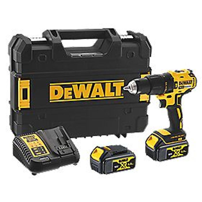 Drill Deal - WALT LI-ION XR BRUSHLESS CORDLESS Only £149.99