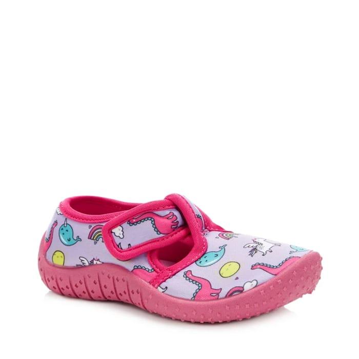 Save £2.40 on Kids Aqua Shoes At Debenhams