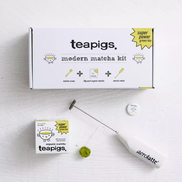 Matcha Starter Kit from Tea Pigs