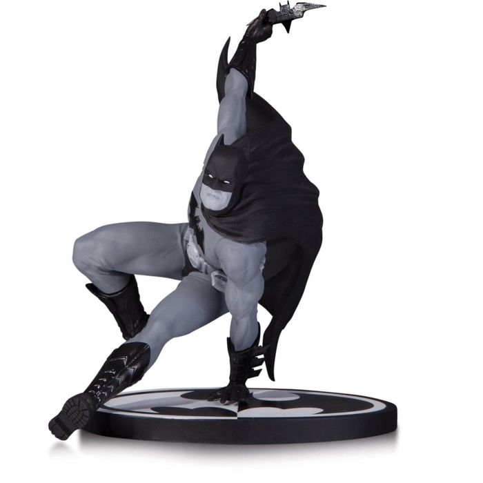 DC Collectibles Batman Black and White Statue