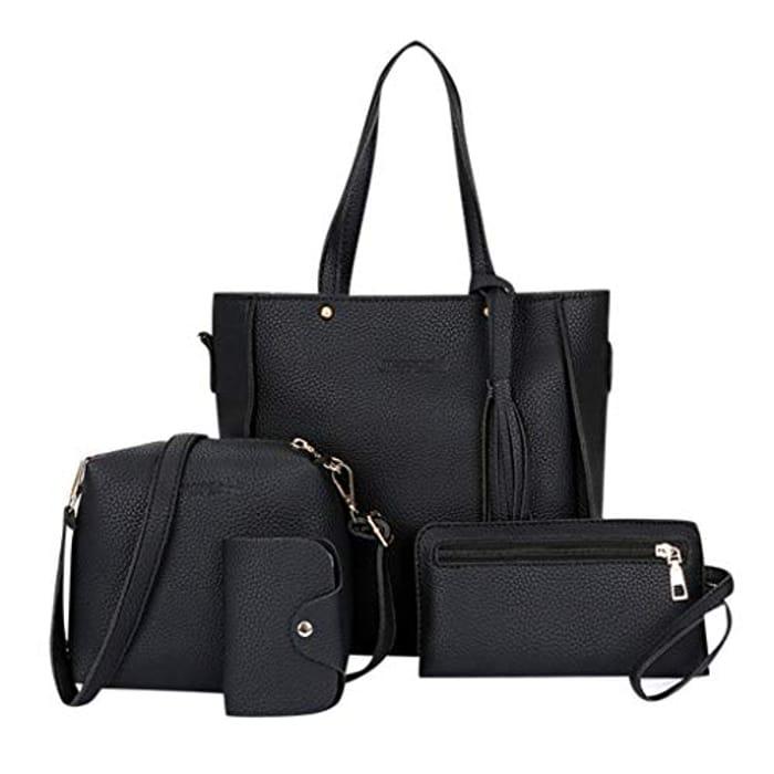 Ladies 4pcs Bag Bundle