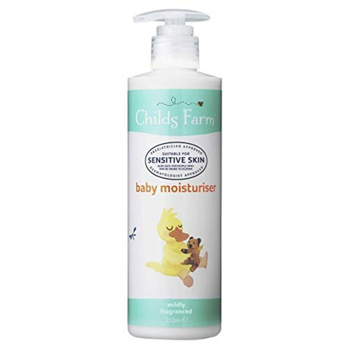 Childs Farm Baby Moisturiser, 250 Ml, Shea and Cocoa Butter ADD on ITEM